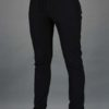 Men's Organic Cotton 4-Way Stretch Yoga Pant -Black by Blue Lotus Yogawear