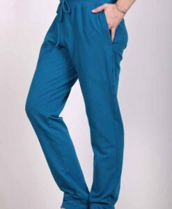Organic Cotton Elastic Waist Sweat Pant by Blue Lotus Yogawear