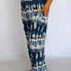 Print Harem Pant with Organic Cotton Wide Waistband by Blue Lotus Yogawear